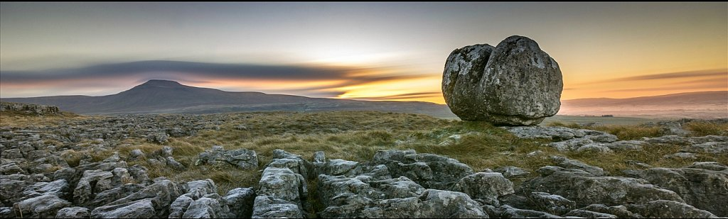 Erratic sunrise