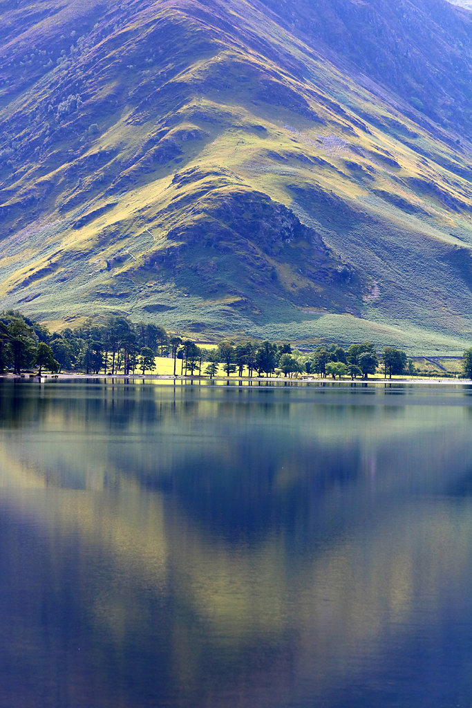 'Buttermere reflections' Copyright (C) Alison Townley 2019